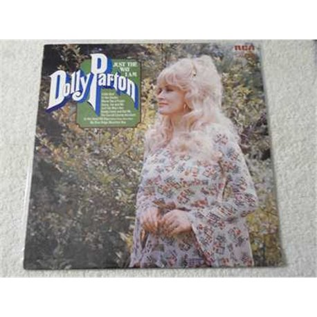 Dolly Parton - Just The Way I Am Vinyl LP Record For Sale
