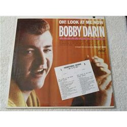 Bobby Darin - Oh! Look At Me Now PROMO Vinyl LP Record For Sale