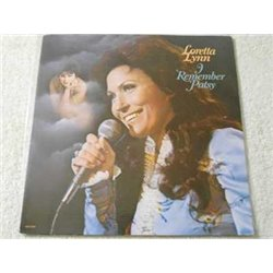 Loretta Lynn - I Remember Patsy Vinyl LP Record For Sale