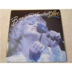 Barbara Mandrell - Live Vinyl LP Record For Sale