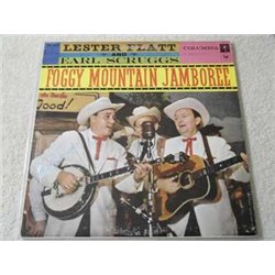 Flatt And Scruggs - Foggy Mountain Jamboree SIGNED Vinyl Record Sale