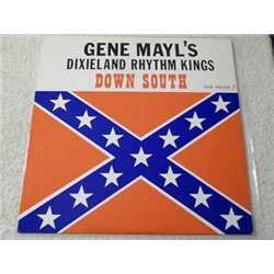 Gene Mayl's Dixieland Rhythm Kings - Down South SIGNED Vinyl Record For Sale