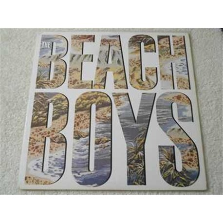 The Beach Boys - Self Titled Vinyl LP Record For Sale