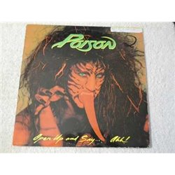 Poison - Open Up And Say Ahh Vinyl LP Record For Sale