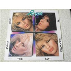 Poison - Look What The Cat Dragged In Vinyl LP Record For Sale
