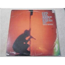 U2 - Under A Blood Red Sky Vinyl LP Record For Sale