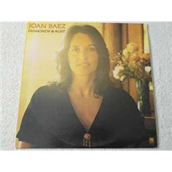 Joan Baez - Diamonds And Rust Vinyl LP Record For Sale