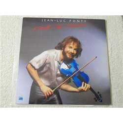 Jean-Luc Ponty - A Taste For Passion Vinyl LP Record For Sale