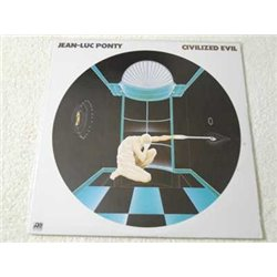 Jean-Luc Ponty - Civilized Evil Vinyl LP Record For Sale