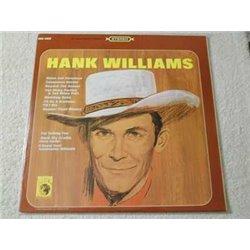 Hank Williams - Hank Williams And The Drifting Cowboys Vinyl LP Record Sale