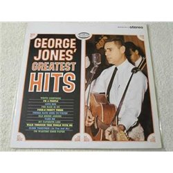 George Jones - Greatest Hits Vinyl LP Record For Sale