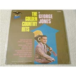 George Jones - The Golden Hits Of George Jones Vinyl LP Record Sale