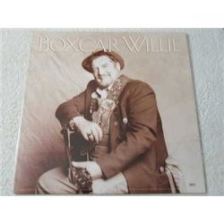 Boxcar Willie - Self Titled Vinyl LP Record For Sale