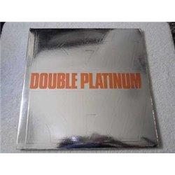 Kiss - Double Platinum Vinyl LP Record For Sale