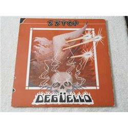 ZZ Top - Deguello Vinyl LP Record For Sale - RARE Pressing