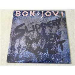 Bon Jovi - Slippery When Wet Vinyl LP Record For Sale