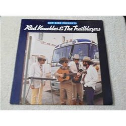 Red Knuckles & The Trailblazers - Hot Rise Vinyl LP Record For Sale