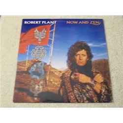 Robert Plant - Now And Zen Vinyl LP Record For Sale