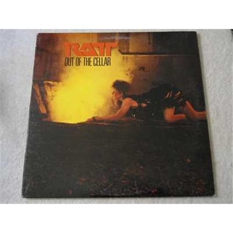 Ratt - Out Of The Cellar Vinyl LP Record For Sale