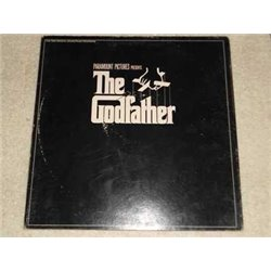 The Godfather - Motion Picture Soundtrack Vinyl LP Record For Sale