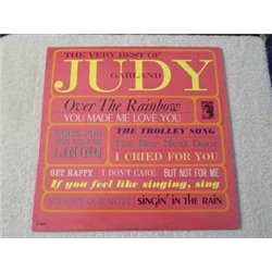 Judy Garland - The Very Best Of Judy Garland Vinyl LP Record For Sale