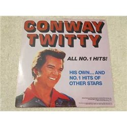Conway Twitty - All No. 1 Hits Vinyl LP Record For Sale