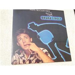 Paul McCartney - Give My Regards To Broad Street Vinyl LP For Sale