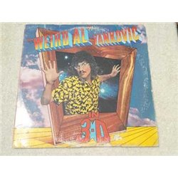 Weird Al Yankovic - In 3-D Vinyl LP Record For Sale