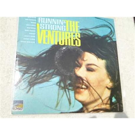The Ventures - Running Strong Vinyl LP Record For Sale