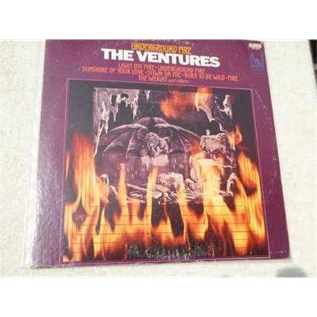 The Ventures - Underground Fire Vinyl LP Record For Sale