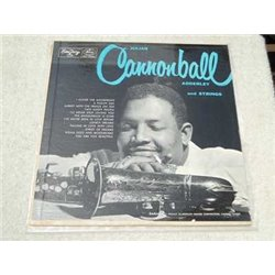 Julian Cannonball Adderley - And Strings Vinyl LP Record For Sale