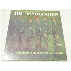 The Association - And Then Along Comes Vinyl LP Record Sale
