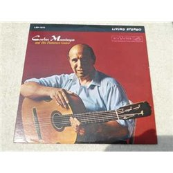 Carlos Montoya And His Flamenco Guitar Vinyl LP Record For Sale