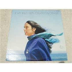 Joan Baez - Hits / Greatest & Others Vinyl LP Record For Sale