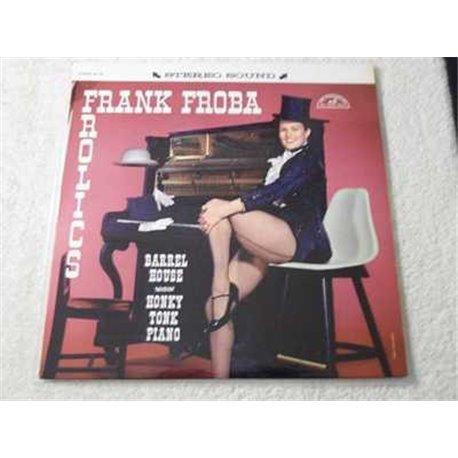 Frank Froba - Frolics Vinyl LP Record For Sale