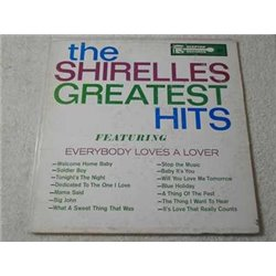 The Shirelles - Greatest Hits Vinyl LP Record For Sale