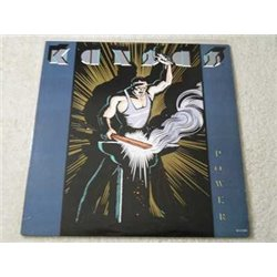 Kansas - Power Vinyl LP Record For Sale