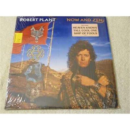 Robert Plant - Now And Zen Vinyl LP Record For Sale