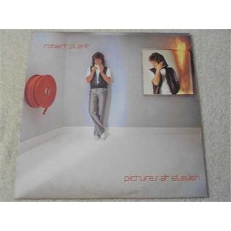 Robert Plant - Pictures At Eleven Vinyl LP Record For Sale