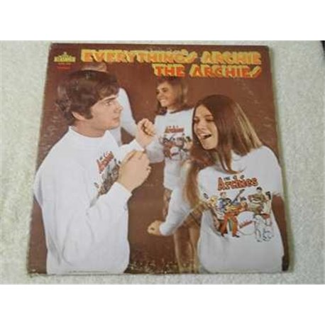 The Archies - Everything's Archie Vinyl LP Record For Sale
