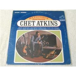 Chet Atkins - My Favorite Guitars Vinyl LP Record For Sale