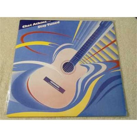 Chet Atkins - Stay Tuned Vinyl LP Record For Sale