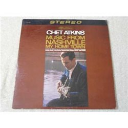 Chet Atkins - Music From Nashville Vinyl LP Record For Sale