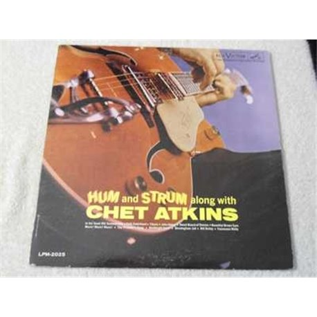Chet Atkins - Hum and Strum Along With Chet Atkins Vinyl LP Record For Sale