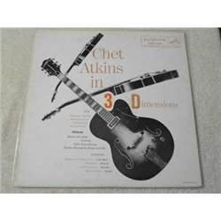 Chet Atkins - In 3 Dimensions Vinyl LP Record For Sale