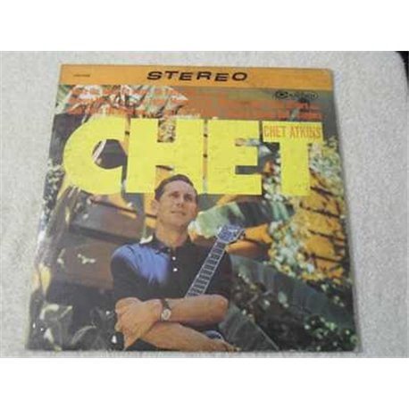 Chet Atkins - Chet Vinyl LP Record For Sale