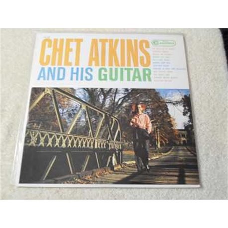 Chet Atkins - Chet Atkins And His Guitar Vinyl LP Record For Sale