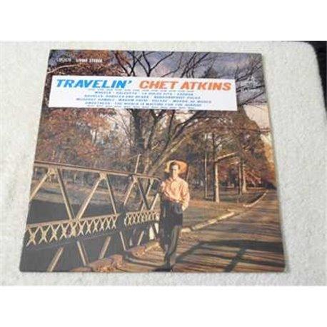 Chet Atkins - Travelin' Vinyl LP Record For Sale
