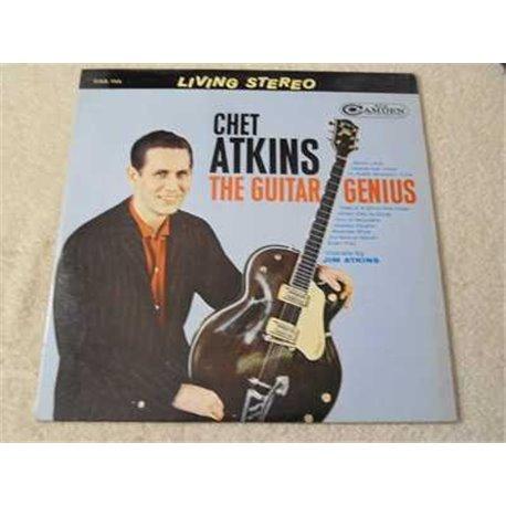 Chet Atkins - The Guitar Genius Vinyl LP Record For Sale