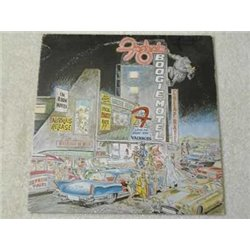 Foghat - Boogie Motel Vinyl LP Record For Sale